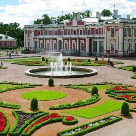 Kadriorgin puisto ja palatsi