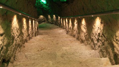 Bastionien tunnelit