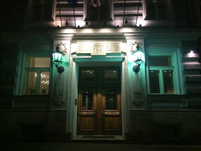 Hotel Telegraaf Spa