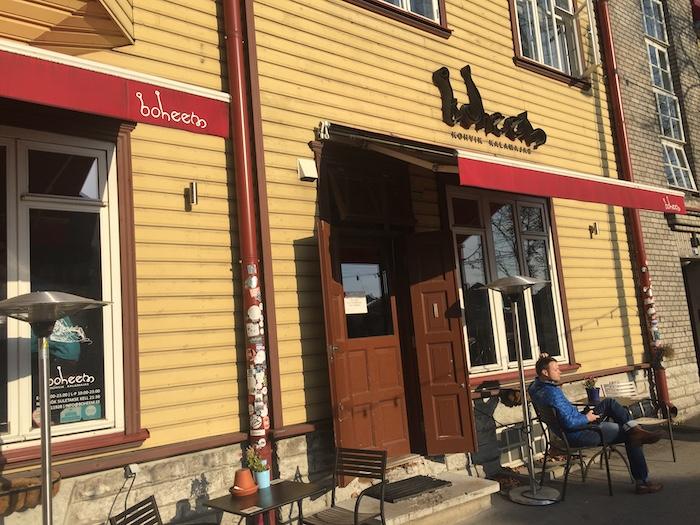 Boheem kohvik