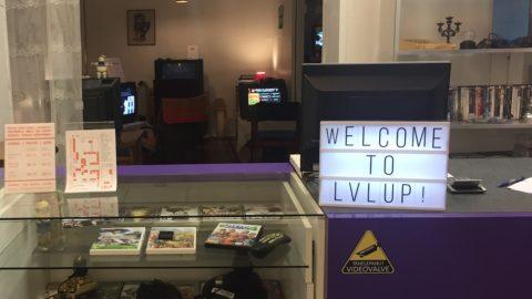 LVLup! – interaktiivinen videopelimuseo
