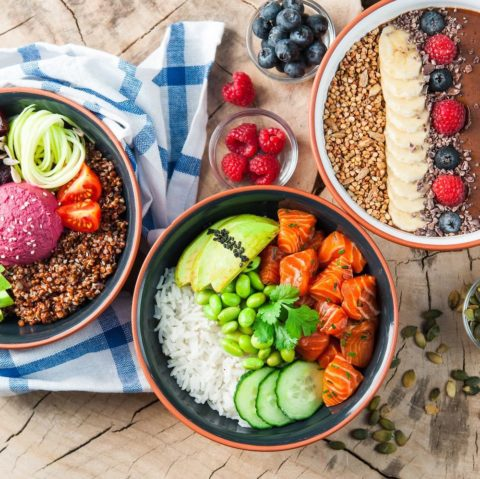 Superfood -ravintola Flow Bowl