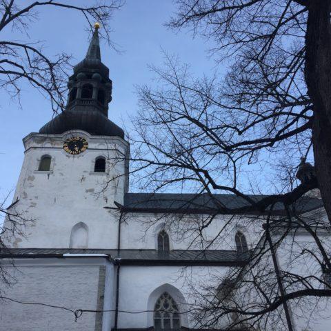 Tallinnan tuomiokirkko