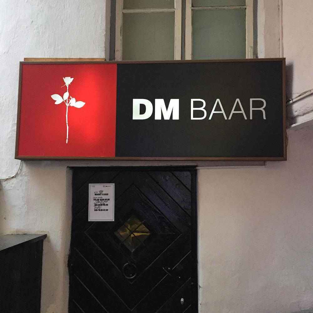 Depeche Mode Baar