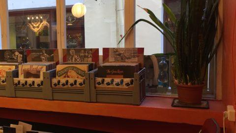 Grammofon vinyylikauppa