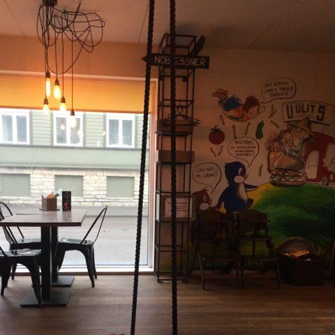 Uulits – katuruokaravintola