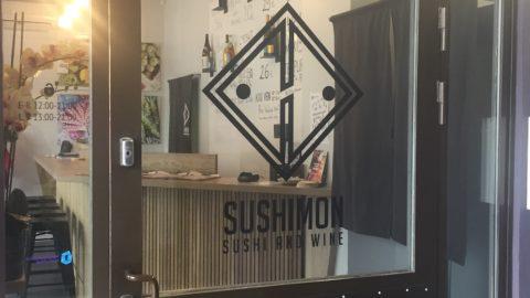 Sushimon – Sushi and Wine