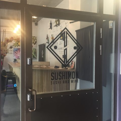 Sushimon – Sushi and Wine