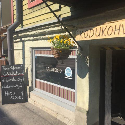 Torokse Talupood-kohvik