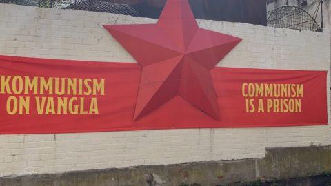 Communism is a prison – Patarein vankila