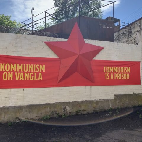 Communism is a prison – Patarein vankila