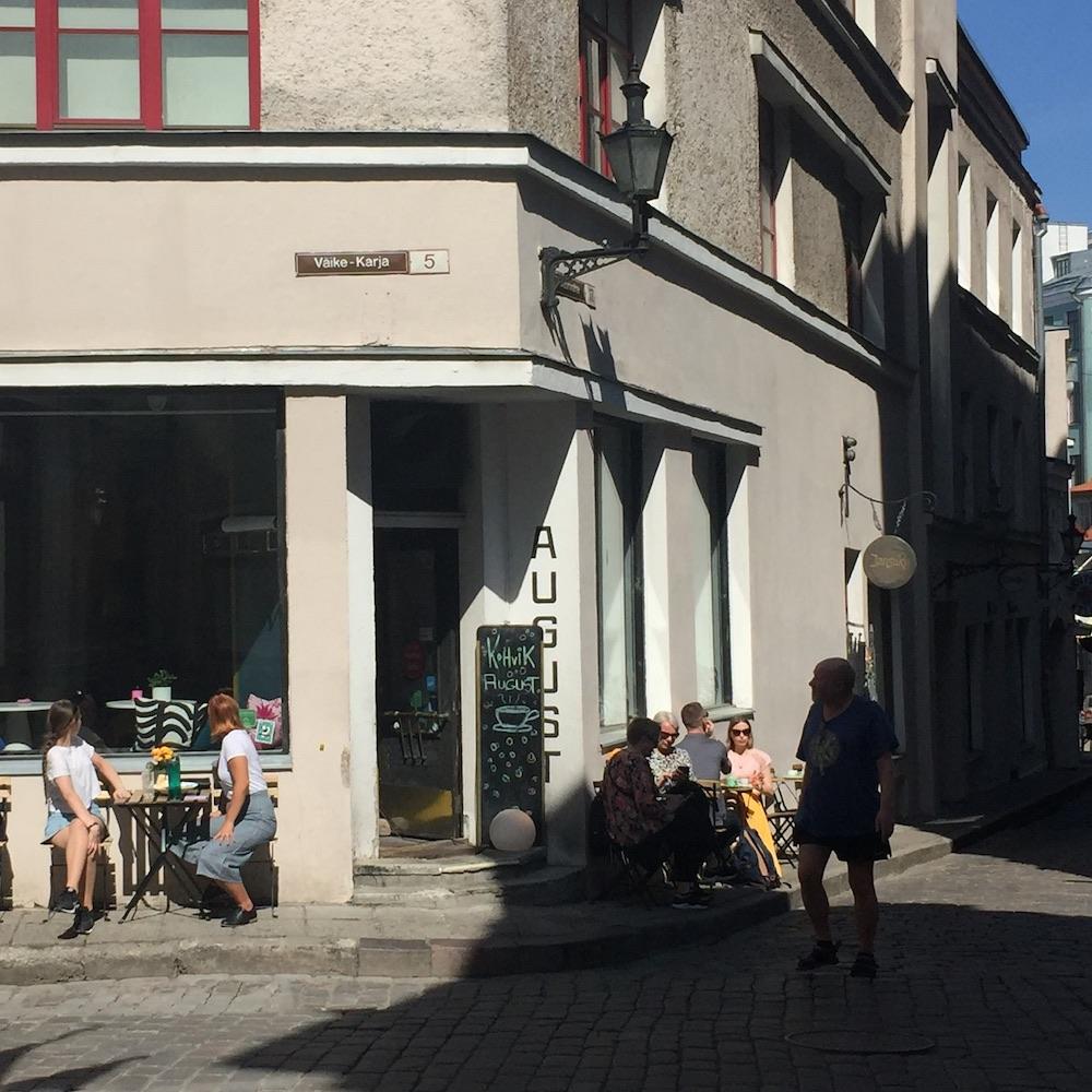 Kohvik August