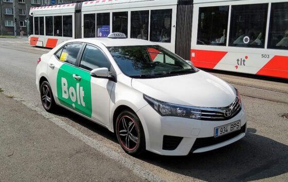 Taksi_BOLT_Tallinna