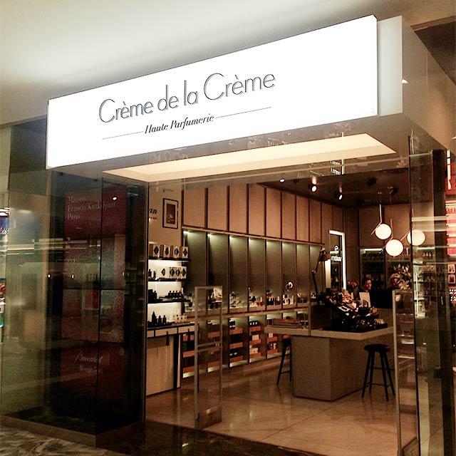 Crème de la Créme on Tallinnan hajustekauppojen mekka!
