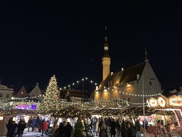 Pikkujoulu Tallinnassa_2019_3