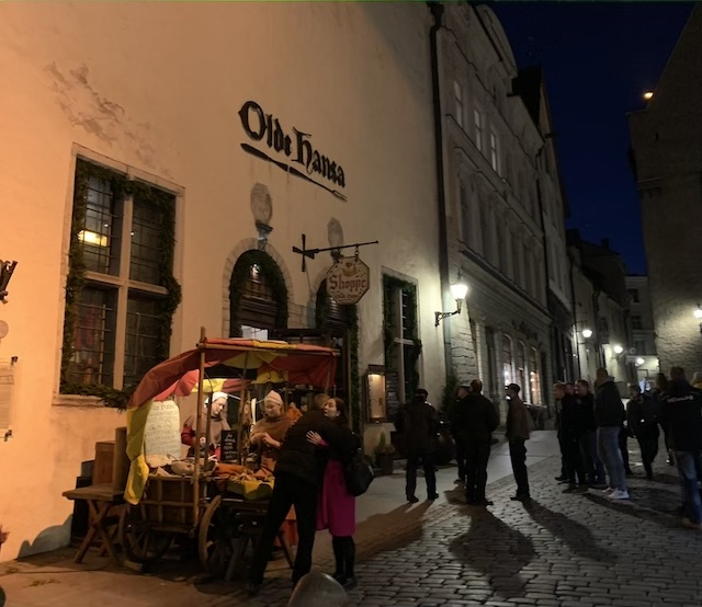Pikkujoulu Tallinnassa_2019_5