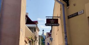 Tallinnan ostoskeskukset