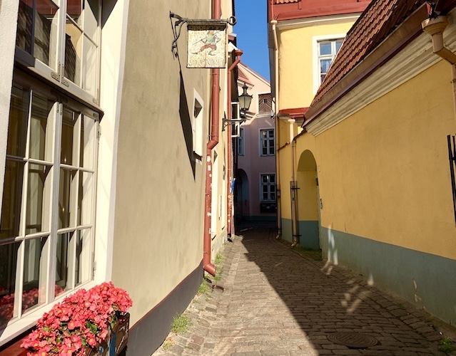 Romanttinen Tallinna
