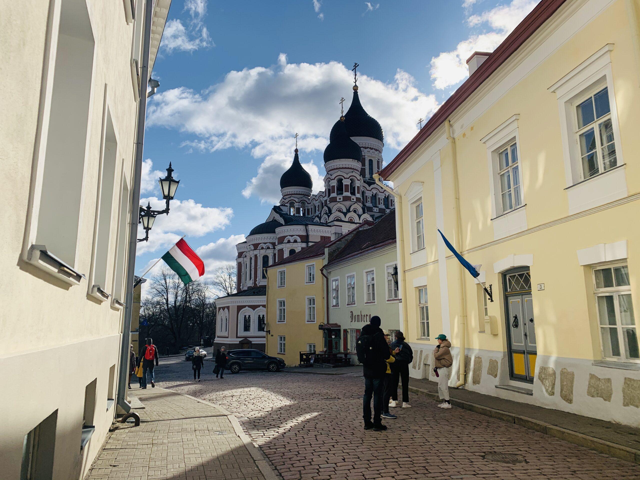 Tallinna Englanniksi