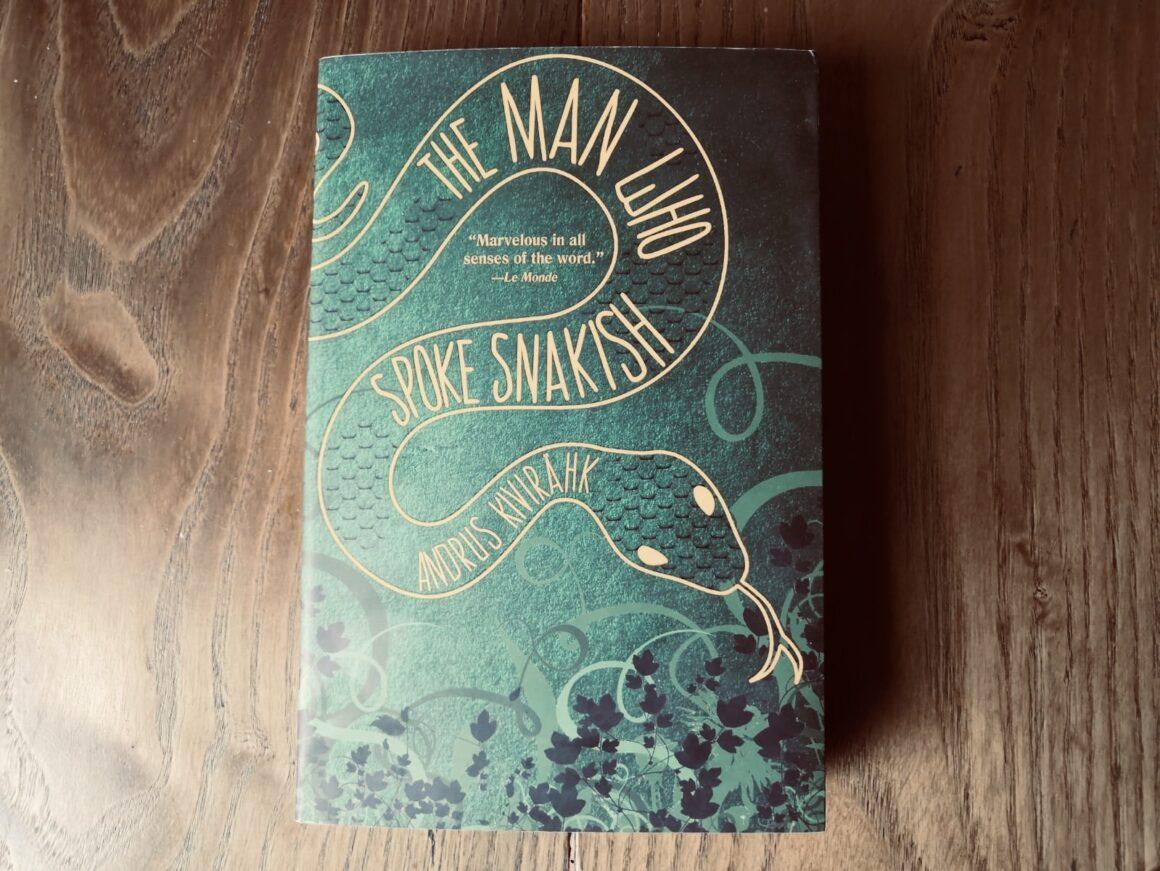 The Man Who speaks Snakish