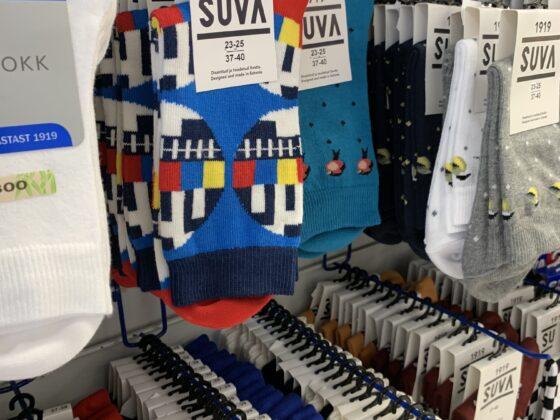 Suva sukkakauppa Tallinna