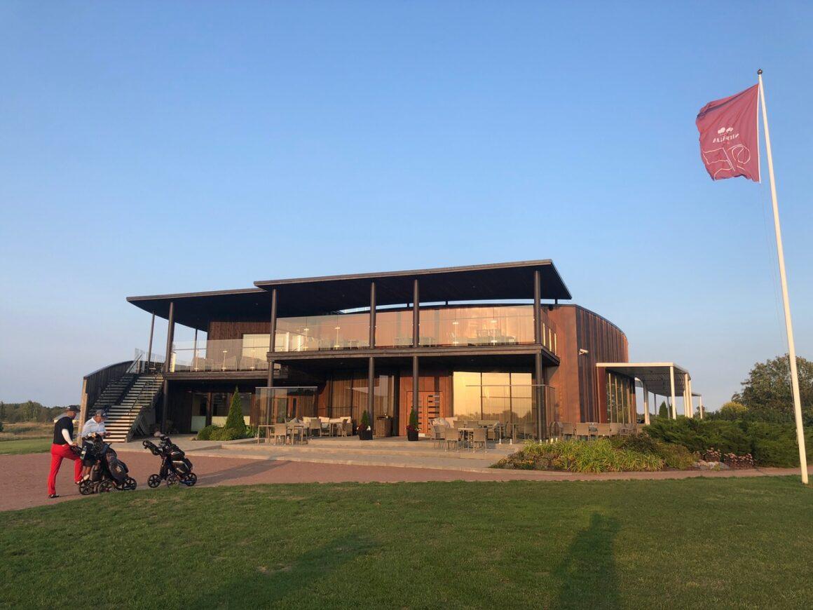 Golf Tallinnassa