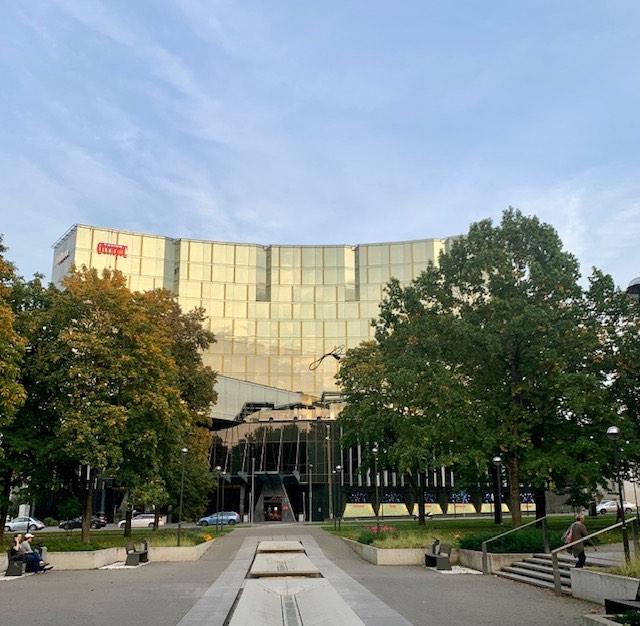 Hilton Hotel Tallinn