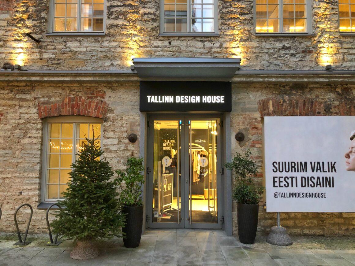 Tallinn Design House sisäänkäynti