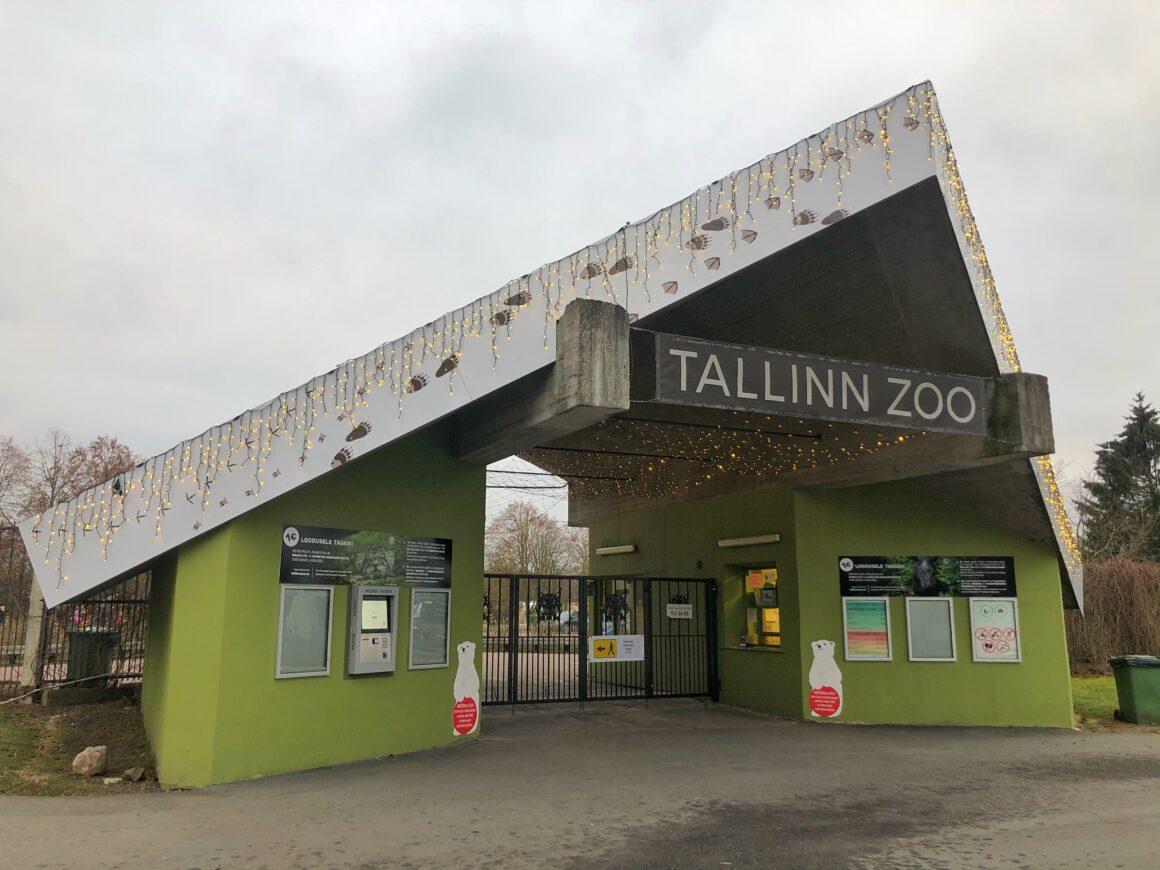 Tallinnan eläintarhan pohjoisportti