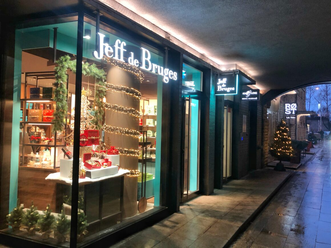 Jeff de Bruges -myymälä