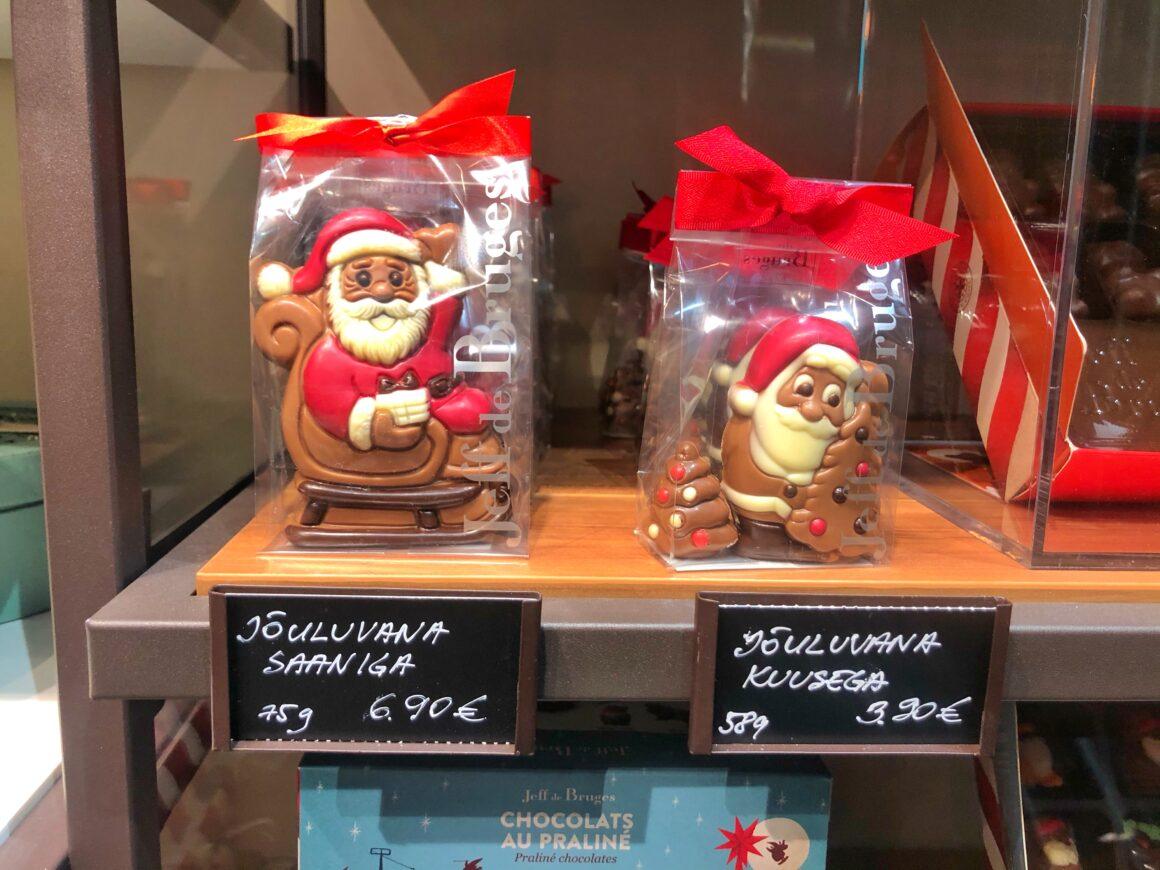Jeff de Brugesin suklaatontut