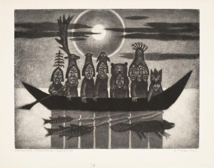 Kaljo Põllun teos Päikesevene