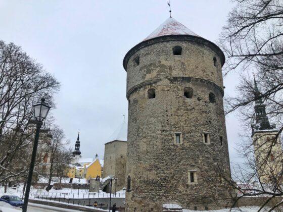 Kiek in de Kökin torni