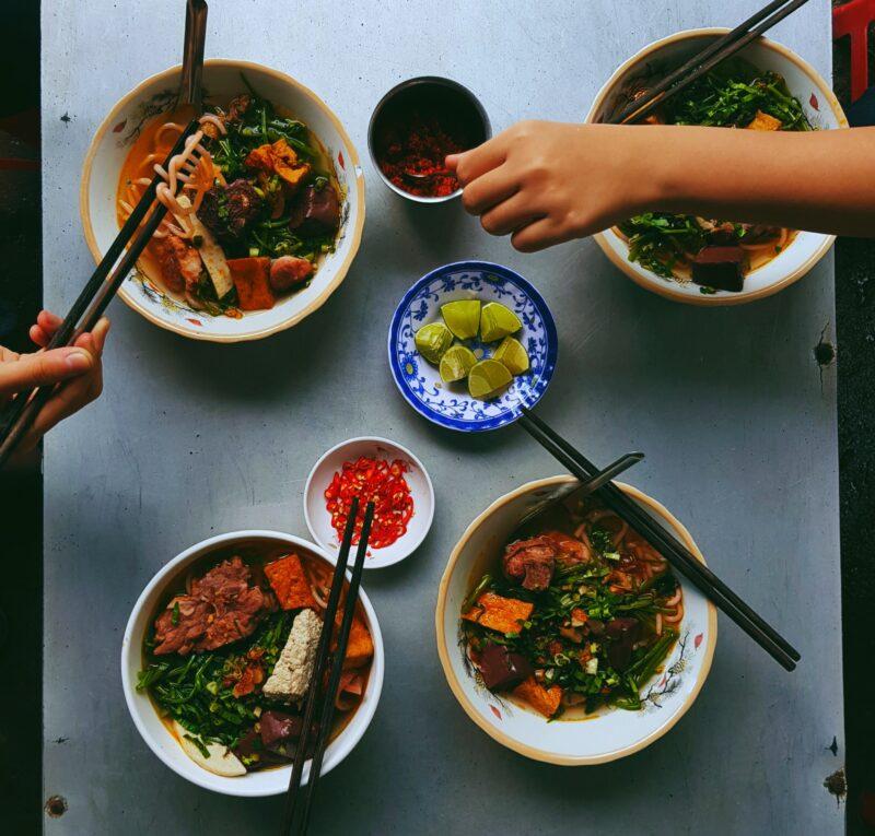 Aasialaisia ravintoloita Tallinnassa